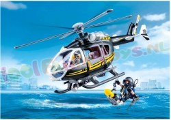 PLAYMOBIL SIE-HELIKOPTER