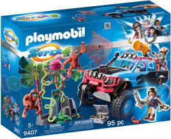 PLAYMOBIL MONSTERTRUCK MET ALEX EN