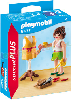 PLAYMOBIL MODEONTWERPSTER