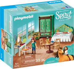 PLAYMOBIL<br>Nachtlamp<br>in<br>schelp+meerminnen