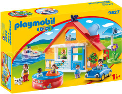PLAYMOBIL Holiday Cottage. Vakantie sfee