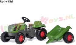ROLLY KID FENDT VARIO 516+KAR AANHANGER