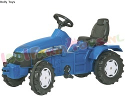 NEW HOLLAND TD5050 Traptractor