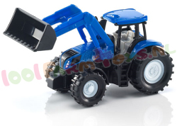 NEW HOLLAND MET FRONTLADER ca.1/87
