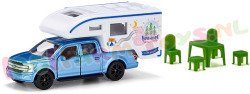 Ford F150 Pick-Up Camper 1/87