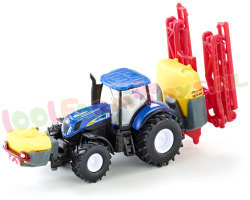 NEW HOLLAND MET KV VELDSPUIT 1/87