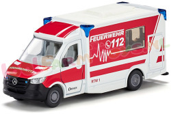 MB Sprinter Miesen Type C ambulance 1/50
