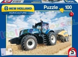 PUZZEL NEW HOLLAND BALENPERS 6+