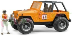 JEEP CROSS COUNTRY ORANJE 1/16