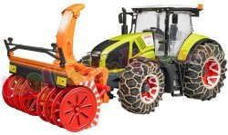 CLAAS AXION 950 + SNEEUWFREES 1/16